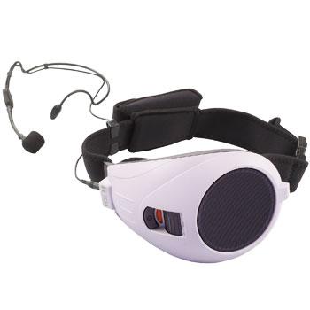 ハンズフリー拡声器(6W)ER-1000