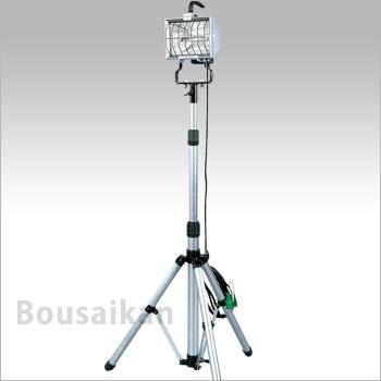 投光器防雨型ハロゲンライト500W1灯式HS-500L