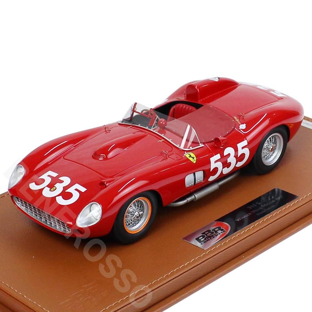 BBR MODELS 1/18スケール フェラーリ 315S Winner Mile Miglia s/n 0684 #535 BBRC1807V