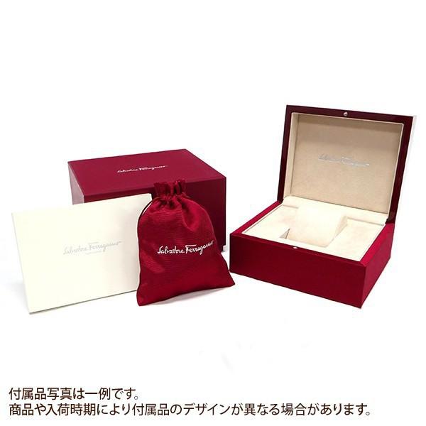 フェラガモ レディース腕時計 INTRECCIO 31mm オレンジ FIB020015