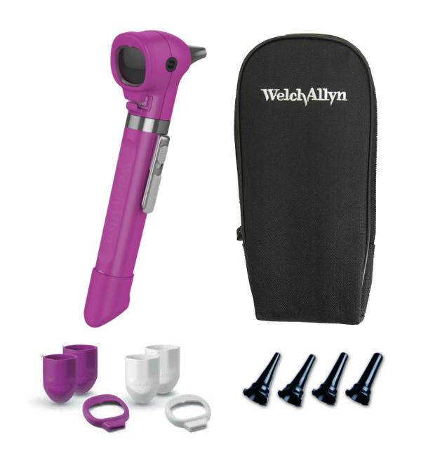 ウェルチアレン 耳鏡 ポケットプラスLED耳鏡 22880 全4色 [WelchAllyn] 医療用 耳鏡