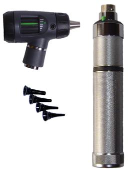 ウェルチアレン 耳鏡セット マクロビュー耳鏡・ニッカドハンドルセット 23820/71000-C Welch Allyn