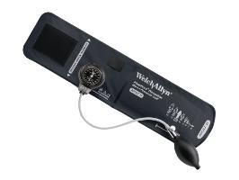 ウェルチアレン 血圧計 デュラショックDS48ハンド型 成人用(中)カフセット【送料無料】