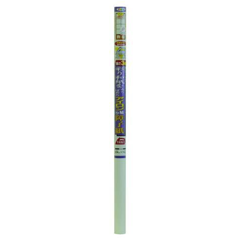 【あす楽対応】アサヒペン強さ3倍彩り和紙アイロン障子紙94CMX4.3M粋桜6301