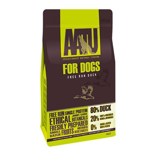 グレインフリー AATU アートゥー ダック ドッグフード 10kg 総合栄養食 【犬/ドッグード/穀物フリー】