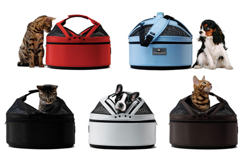 移動型ベッド スリーピーポッド ミニサイズ 全4色 sleepypod 【犬/猫/ベッド/車】