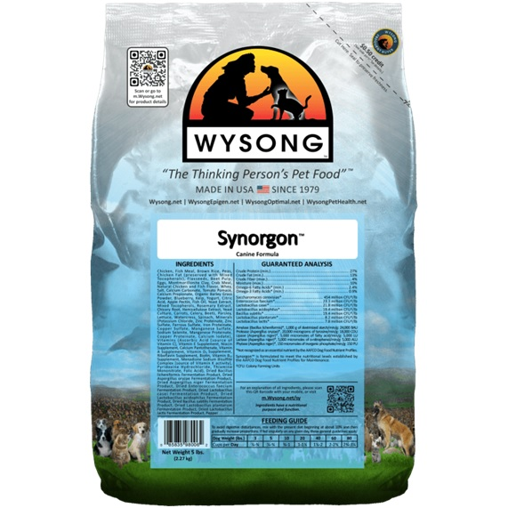 ワイソン ソイノゴン 9.08kg ドッグフード Wysong Oirginal Diets【犬/ドッグード/ナチュラル】
