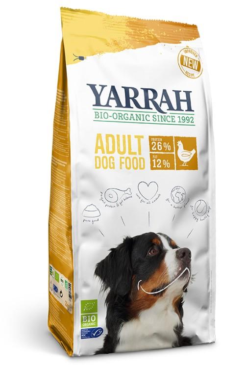 【送料無料】正規品 YARRAH ヤラー 100%オーガニック ドッグフード 10kg 【犬/穀物フリー/オールステージ/ドッグフード】