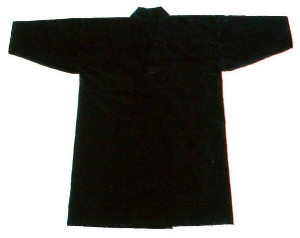 【3,980円以上のお買い上げで送料無料】送料無料 居合衣 ウール居合衣(下着付)(毛95%、ポリエステル5%) M・L・LL