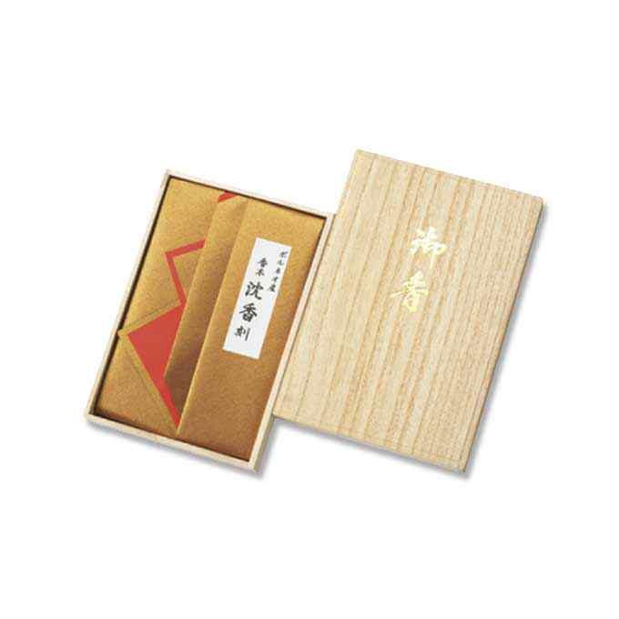 【香木 刻】ボルネオ産 香木 沈香 刻30g[株式会社日本香堂]