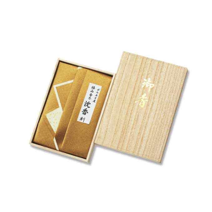 【香木 刻】ボルネオ産 極品 香木 沈香 刻30g[株式会社日本香堂]