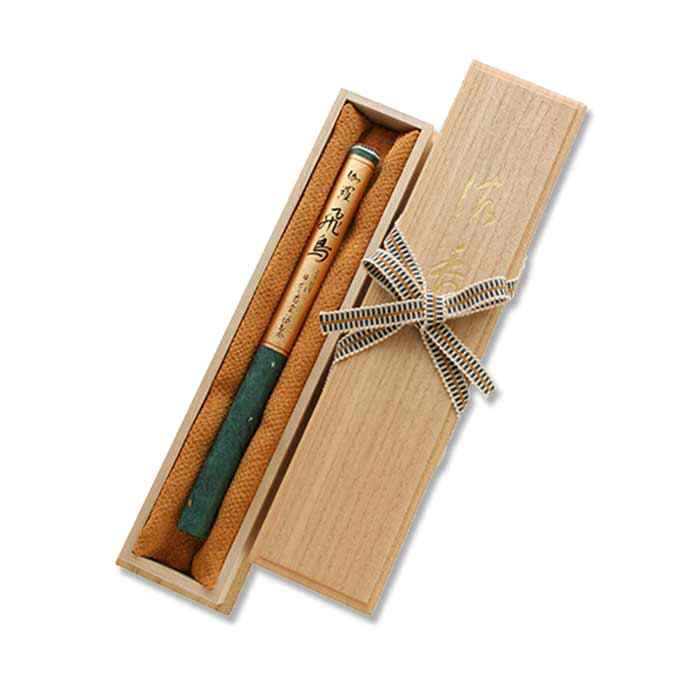 【コレクターズ コレクション 香木〈伽羅〉の香り】伽羅飛鳥 長寸1把入[株式会社日本香堂] 線香