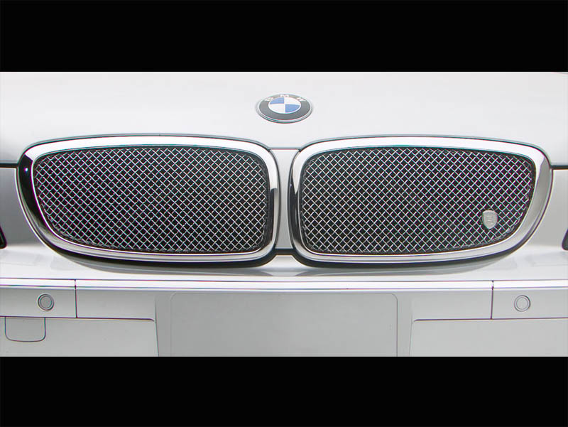 BMW 7シリーズ STRUT Grilles 『VENICE MAROUISE』 ストラットグリル '06-'09y