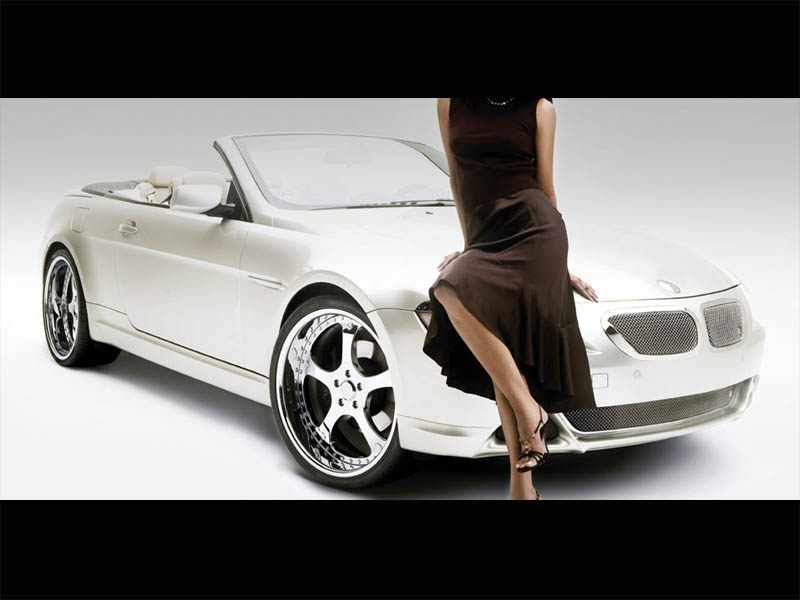 BMW 6シリーズ STRUT Grilles 『ST.TROPEZ』 ストラットグリル '06-'10y