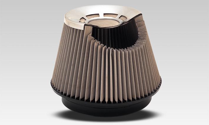 【ラッキーシール対応】【BLITZ/ブリッツ】SUSパワーエアクリーナーコア本体SUS Power Air Cleaner [コアC4] 26003