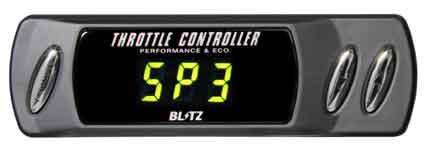 特価!【BLITZ/ブリッツ】スロットルコントローラー ベーシックモデルSUBARU R2,R1,ステラ TRC10C-BC1-14686