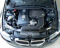期間限定特価!【GruppeM /グループ・エム】 ラム・エアシステム [BMW E90/E91/E92/E93 335i 専用] FRI-0315
