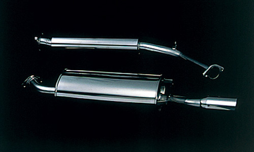 【GruppeM /グループ・エム】 ポルシェ 968用エキゾーストシステム GM-EX-968