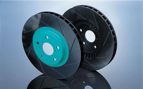 【Project μ/プロジェクト・ミュー】 p.muディスクローター SCRブレーキローター 2枚セット[フロント用] SCRF058