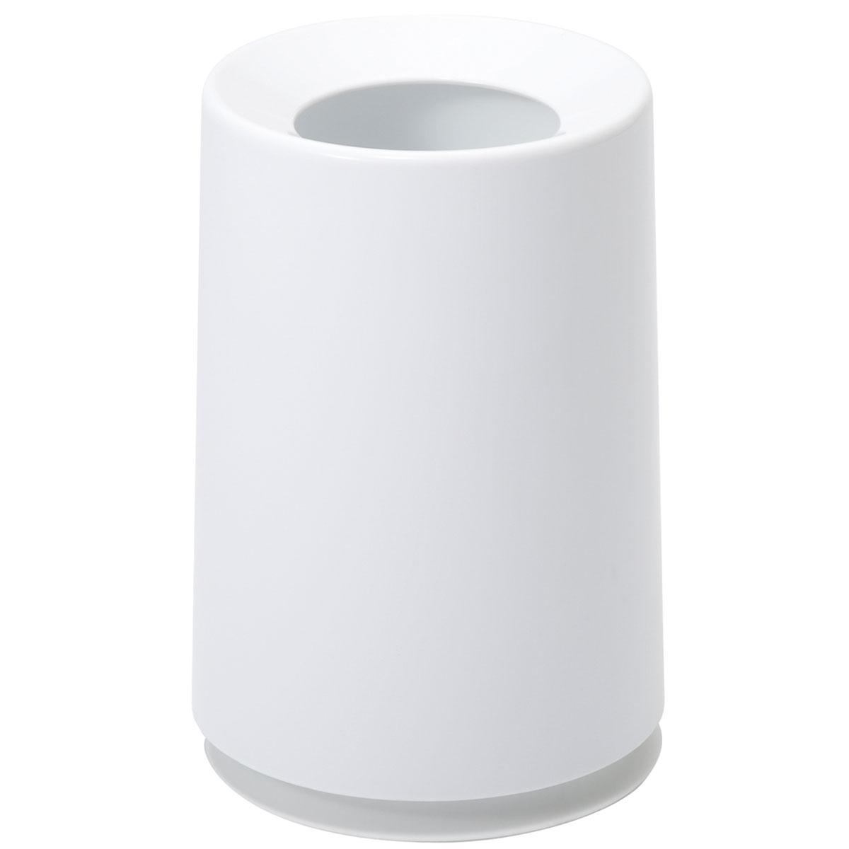 数量は多 送料無料 ideacoのゴミ箱 チューブラー ホワイトがおしゃれ ゴミ箱 お中元 ideaco ごみ箱 ダストボックス イデアコ TUBELOR ホワイト