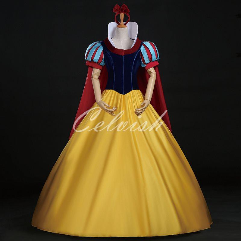 スノーホワイト 白雪姫 白雪姫 ドレス ドレス cl-2923D010 プリンセスドレス コスプレ衣装 パーティー cl-2923D010, ミズホチョウ:0b1058cb --- officewill.xsrv.jp