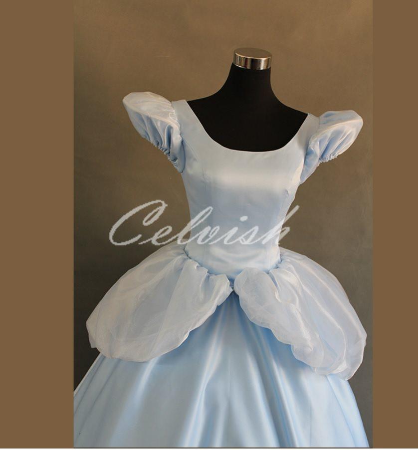 シンデレラドレス 大人ドレス プリンセスドレス コスプレ 衣装 仮装 ドレス プリンセスドレス コスプレ衣装 パーティー cl-3023D047
