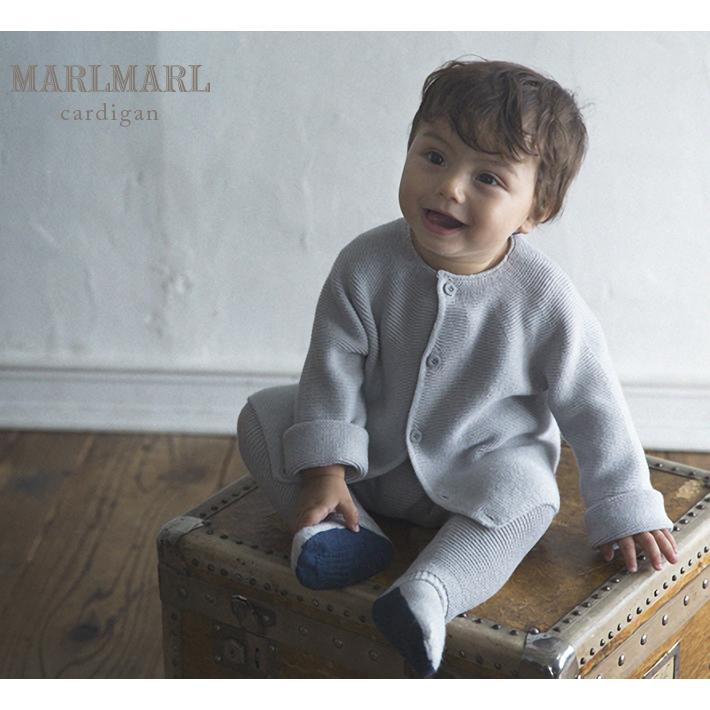 マールマール MARLMARL ニットカーディガン 14時までのご注文で当日発送 予約販売品