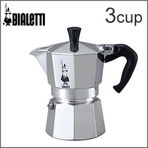 Bialetti ビアレッティ Moka Express 모카 익스프레스 에스프레소 3 컵