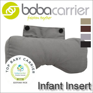 And Boba 4 G Infant Insert For The Newborn Insert Wash Refill Time Lost For Boba Huggy Cord 4 Color Color