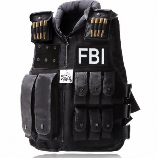 【送料無料 即日発送】FBIタクティカルベスト  【送料無料 即日発送】タクティカルベスト ハロウィン コスプレ 仮装 特殊部隊 サバゲー 装備 サバイバルゲーム ベスト メンズ レディース 大きい サバゲー装備 FBI