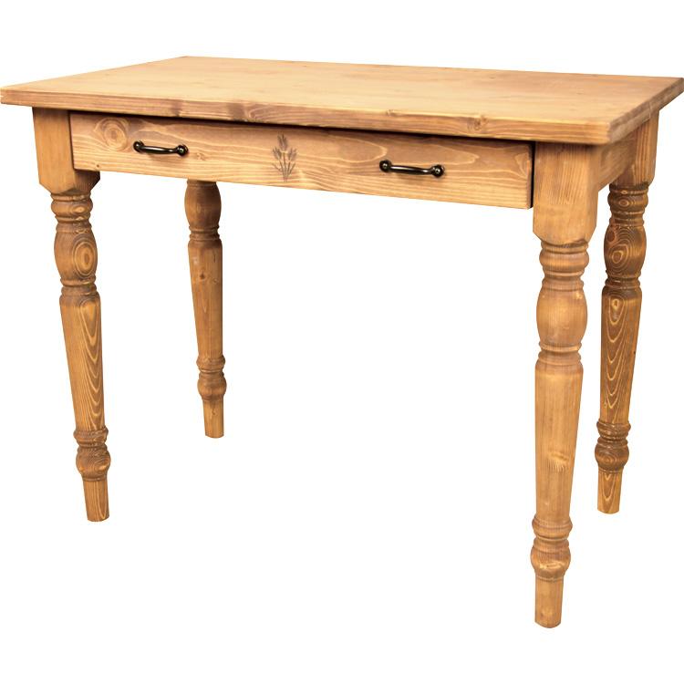 デスク Andreas アンドレアス 収納付テーブル 木製 西海岸 インテリア 雑貨 西海岸風 家具 【532P16Jul16】