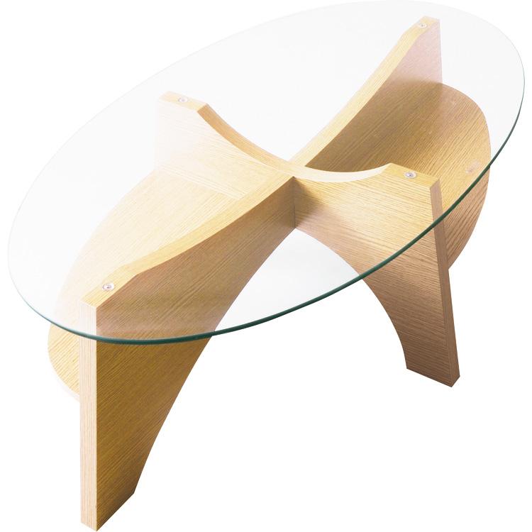 テーブル Leo レオ ローテーブル ガラス製 西海岸 インテリア 雑貨 西海岸風 家具 【532P16Jul16】