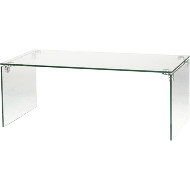 ガラステーブル Samuel サムエル ローテーブル ガラス製 西海岸 インテリア 雑貨 西海岸風 家具 【532P16Jul16】