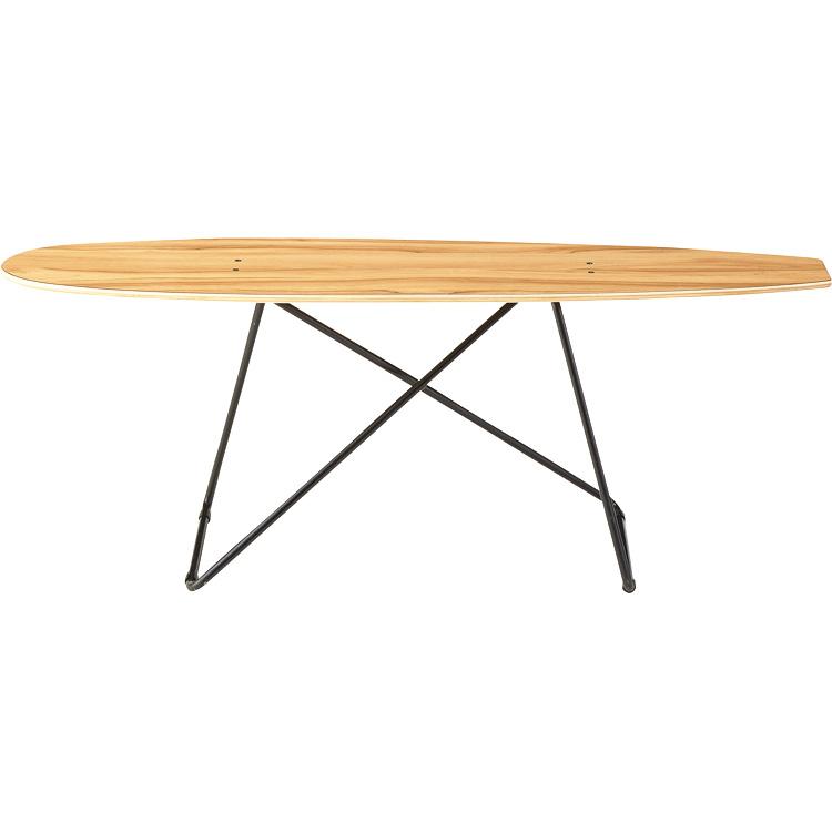 スケートボード テーブル Ada アーダ ローテーブル 木製 西海岸 インテリア 雑貨 西海岸風 家具 【532P16Jul16】