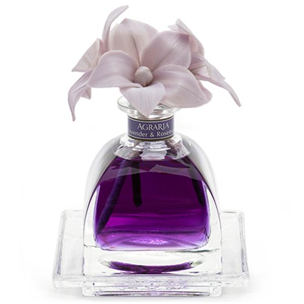 アグラリア(AGRARIA) ラヴェンダー&ローズマリー(Lavender & Rosemary) エアエッセンス(Air Essence) ソラフラワーディフューザー 218ml ラッピング無料