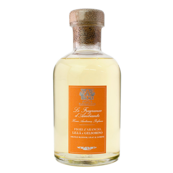 Antica pharmacist (ANTICA FARMACISTA) オレンジブラッサム & lilac & Jasmine 500 ml
