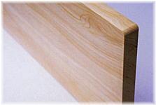 特価 TOSARYU(土佐龍) 四万十 一枚板 国産ひのきのまな板 450×270×30 328-HC-3004