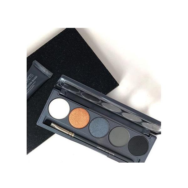アイシャドウパレット (スモーキー) ESPK05   アイシャドー,モノクロカラー,マット,ラメ無し,   Ultimate Eye Shadow 5-IN-1 Pro Palette Smokey Collection