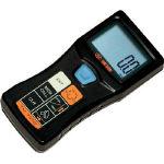 『カード対応OK!』■〒ライン精機 レーザー式ハンドタコメーター【TM-7010】(3925404) 受注単位1