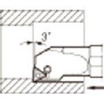 『カード対応OK!』■〒京セラ/京セラ 内径加工用ホルダ  【S40T-PTUNR16-50】(6471617) 受注単位1