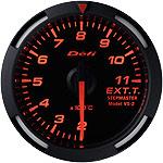 Defi デフィ Racer Gauge 排気温度計 レッドレーサーゲージ DF06805 【NF店】