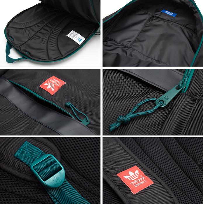 증폭 관 형 백팩 AB3900 adidas originals TUBULAR BACKPACK 노트 PC 포켓 배낭