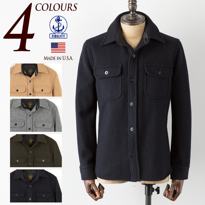coc: FIDELITY MADE IN USA made in the fidelity CPO jacket ...