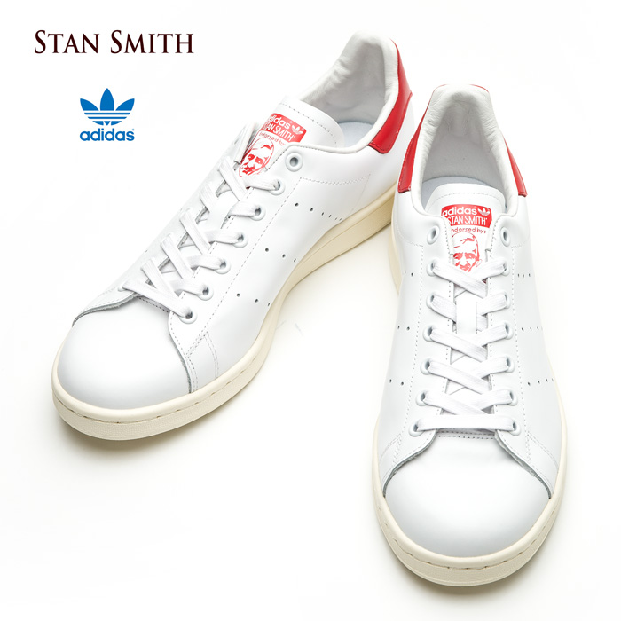 Adidas originals Stan Smith 2015 model [running white/red] adidas Originals Stan  Smith