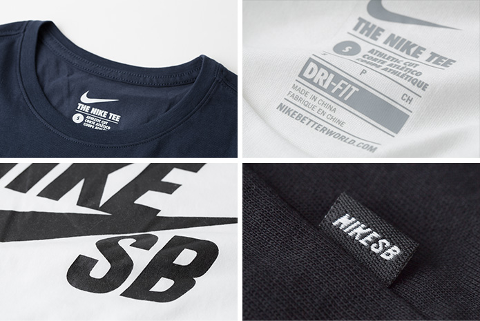 utterly stylish wholesale reliable quality Nike SB dry fit logo T shirts NIKE SB DRI-FIT LOGO T-SHIRTS mens Womens  821947