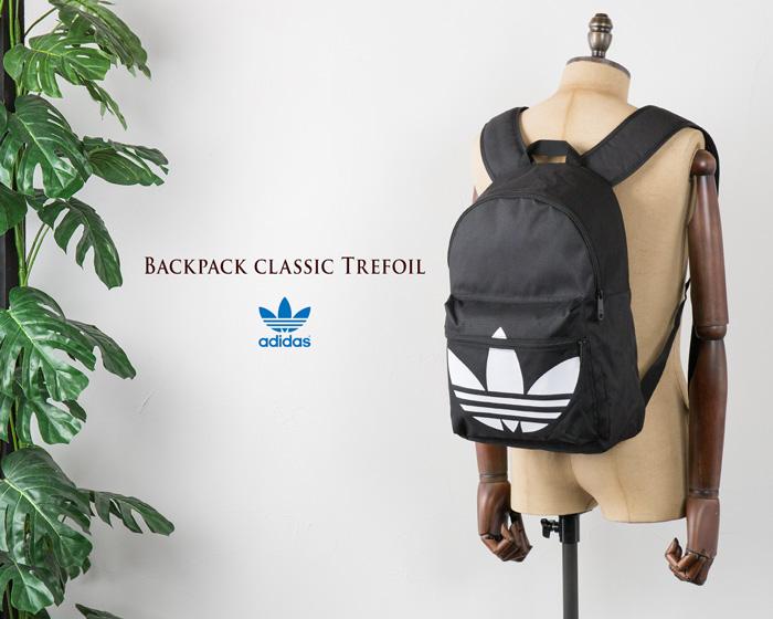 [아디다스 オリジナルス 가방] 클래식 클로버 배낭 2016 봄 여름 모델 adidas originals BACKPACK CLASSIC 배낭 가방