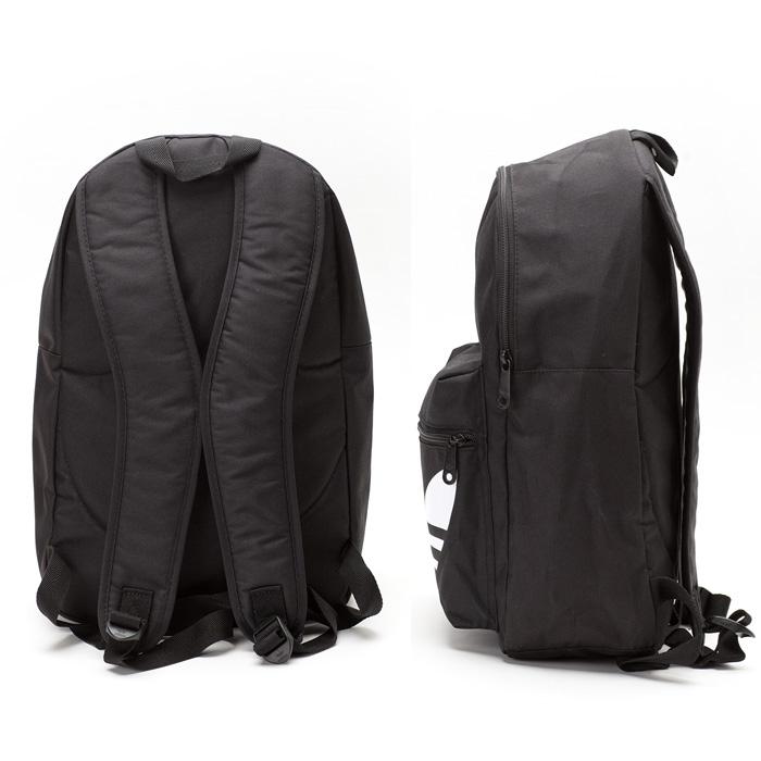 [阿迪达斯原始物包]kurashikkutorefoirubakkupakku 2016春夏季款adidas originals BACKPACK CLASSIC日包帆布背包