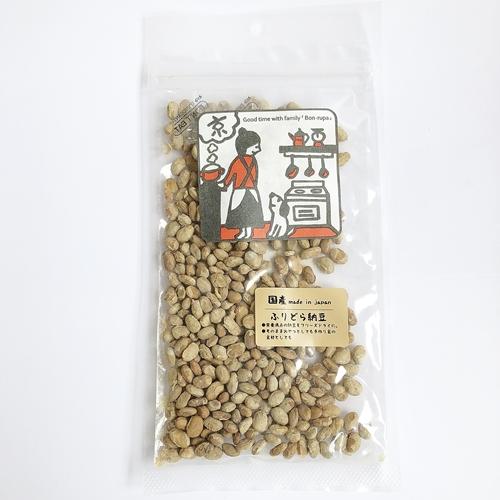 栄養そのまま 納豆キナーゼもたっぷりです Bon rupa ボンルパ 40g 公式サイト ふりどら納豆 京 全店販売中