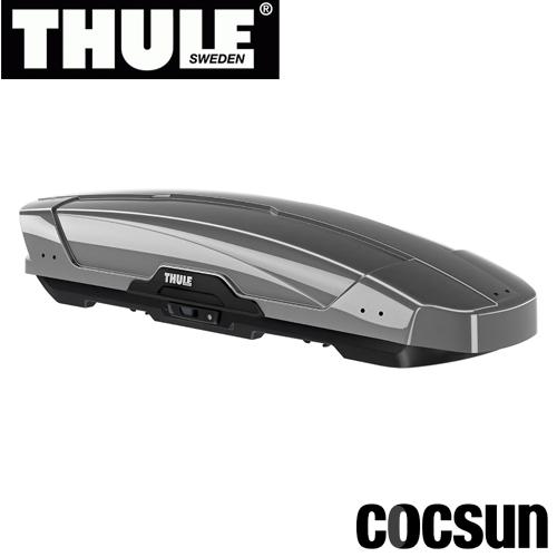 システムキャリア ベースキャリア Thule 定番から日本未入荷 Motion XT XL TH6298 ジェットバッグ スーリー ルーフボックス チタンメタリック モーションXT 高品質