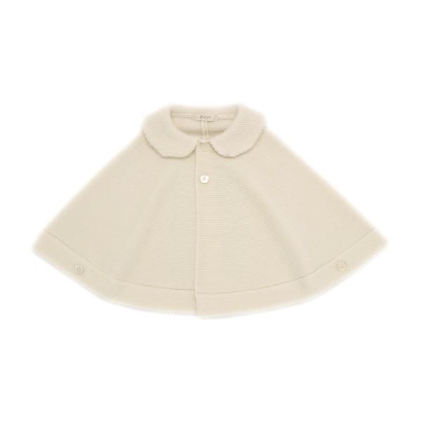 cofucu ウインザーオパールケープ |コフク 日本製 ポンチョ ベビー服 敏感肌 出産祝い 内祝い 自然素材 出産 ギフト プレゼント オーガニック エシカル ファクトリーブランド